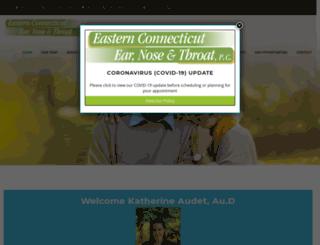 easternctent.com screenshot