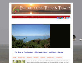 easterniconictours.com screenshot