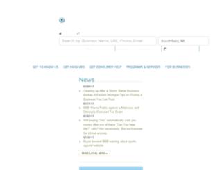 easternmichiganbbb.org screenshot