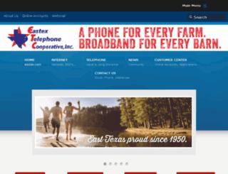 eastex.net screenshot