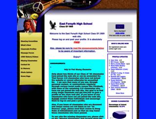 eastforsyth69.com screenshot