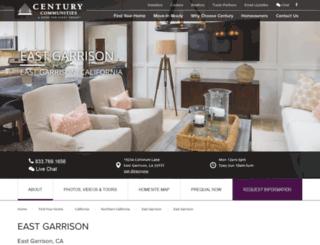 eastgarrison.com screenshot