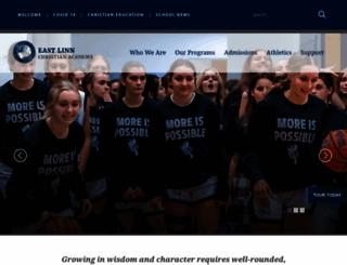 eastlinn.org screenshot