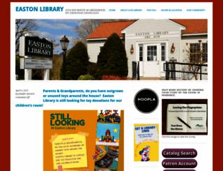 easton.sals.edu screenshot