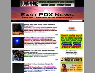 eastpdxnews.com screenshot