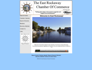 eastrockawaychamber.com screenshot