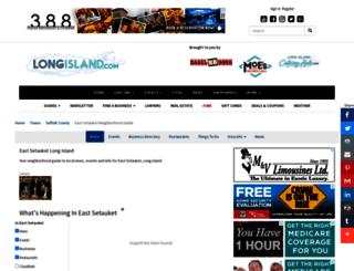 eastsetauket.longisland.com screenshot