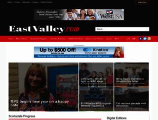 eastvalleytribune.com screenshot