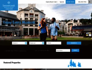 eastwestbeavercreek.com screenshot