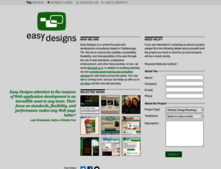 easy-designs.net screenshot