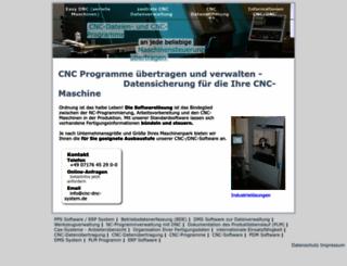 easy-dnc.com screenshot