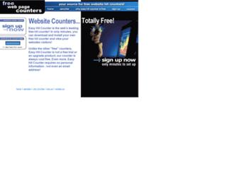 easy-hit-counter.com screenshot