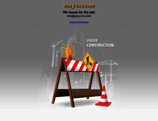 easy-inv.com screenshot