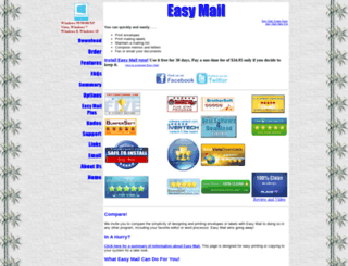 easy-mail.com screenshot