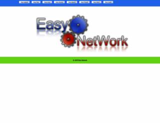easy-network.fr screenshot