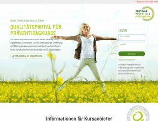 easy-praeventionskurse.de screenshot