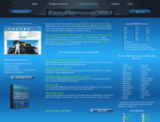 easy-remove-drm.com screenshot