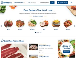 easy.betterrecipes.com screenshot