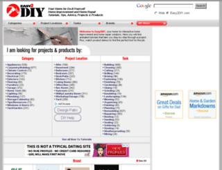 easy2diy.com screenshot