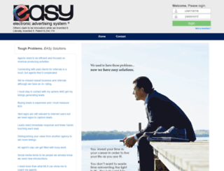 easyads.net screenshot