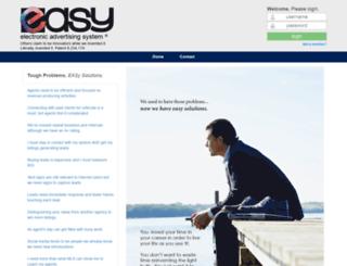 easyads.net screenshot