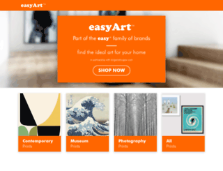 easyart.nl screenshot