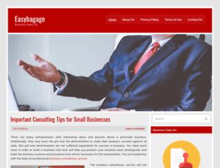 easybagage.com screenshot