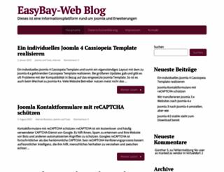 easybay-web.eu screenshot