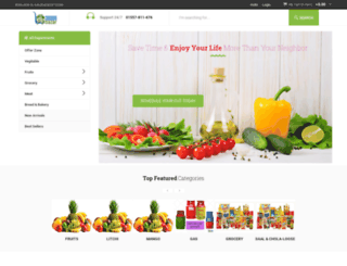 easybazar24.com screenshot
