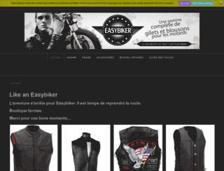 easybiker.net screenshot