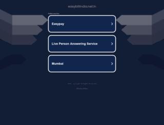 easybillindia.net.in screenshot