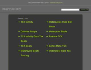 easybtcx.com screenshot