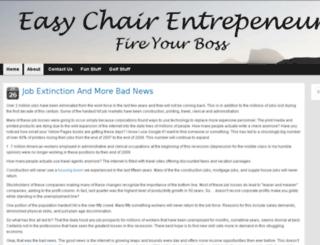 easychairentrepeneur.com screenshot