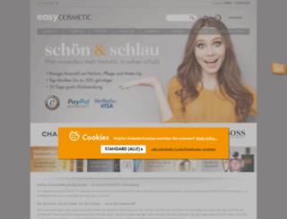 easycosmetic.de screenshot