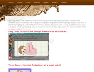 easycross.co.uk screenshot