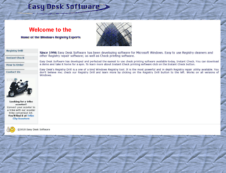 easydesksoftware.com screenshot