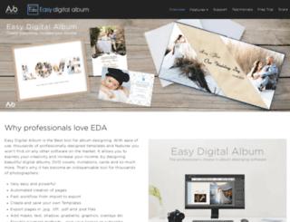 easydigitalalbum.com screenshot