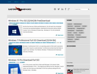 easydownloadware.blogspot.com screenshot