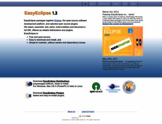 easyeclipse.org screenshot
