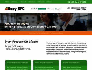 easyepc.org screenshot