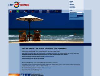 easyexchange.eu screenshot