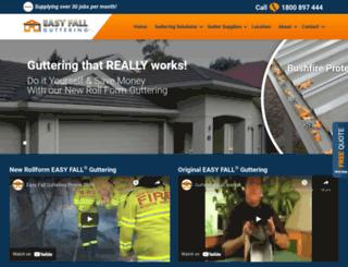 easyfall.com.au screenshot