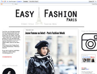 easyfashion.blogspot.fr screenshot