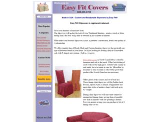 easyfitcovers.com screenshot