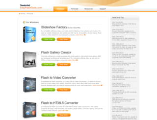 easyflashtools.com screenshot