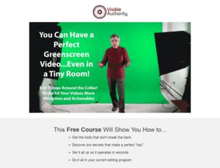 easygreenscreen.brainyvideo.com screenshot