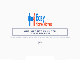 easyhomemovers.co.uk screenshot