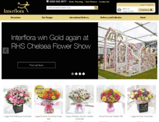 easylifeflowers.com screenshot
