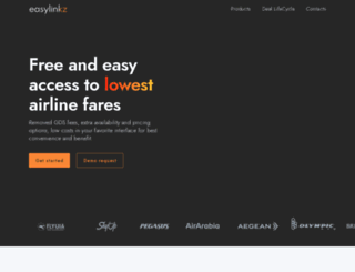 easylinkz.com screenshot