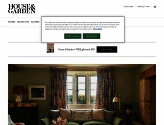 easylivingmagazine.com screenshot